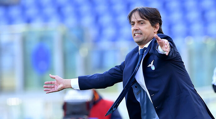 Lazio, Inzaghi: «Cercheremo di voltare pagina, veniamo da una brutta sconfitta»