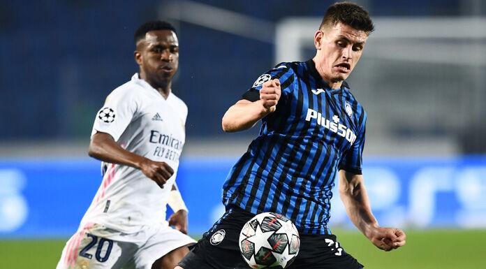 L'Atalanta si ferma col rosso: tre sconfitte per le italiane agli ottavi di Champions