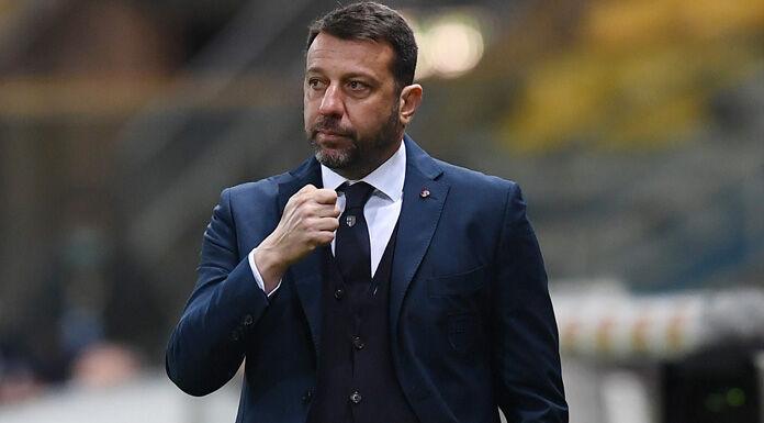 Conferenza stampa D'Aversa: «Inter? Sconfitta che ci è servita tanto»