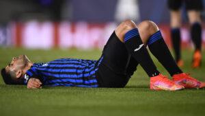 Romero 1 300x169 - Infortunio Romero: le condizioni del difensore dell'Atalanta. Il comunicato