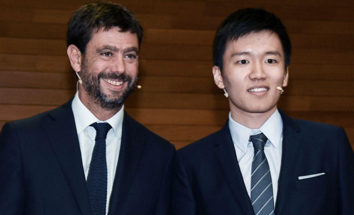 Agnelli Zhang Superlega