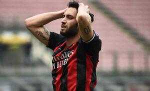 Calhanoglu Inter, l'indiscrezione: «Non ha detto nulla a Maldini»