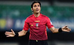 Serie A, le designazioni arbitrali per la 37ª giornata di campionato
