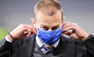 Ceferin contro Florentino: «Non vuole un presidente come me»