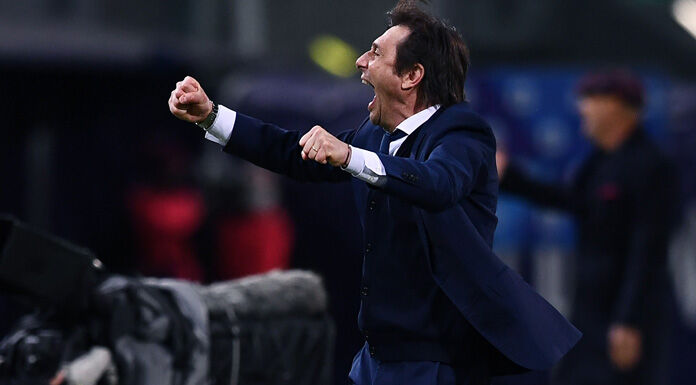 """Inter, Conte: """"Superlega? Sono nato pronto. Ci sarà tempo per pensarci"""""""