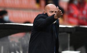 Crotone, Cosmi: «Voglio chiudere la Serie A dignitosamente»