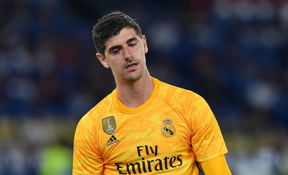 Real Madrid, Courtois: «Siamo sopravvissuti. Abbiamo sofferto troppo»