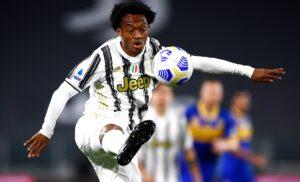 Juventus, Cuadrado: «Stavo lavorando da tempo per trovare il gol»