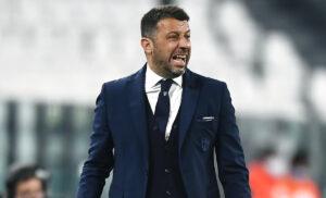 """Sampdoria, D'Aversa: """"Mercato? Spero di non perdere qualche giocatore"""""""