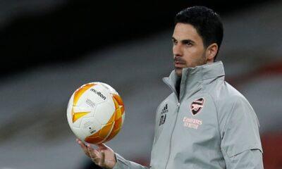 Mikel Arteta (Twitter Arsenal)