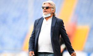 Sampdoria, Ferrero: «Nuovo sponsor? È nata un'idea vincente»