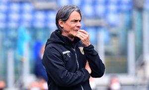 Benevento, Inzaghi:«Battiamo il Crotone e giochiamocela a Torino»