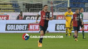 Gaston Pereiro 300x169 - Cagliari, Pereiro: «Contento per il gol in Nazionale e per il gruppo»