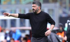 Napoli Lazio 5 2: Gattuso rimane agganciato alla Champions. Brusco stop per Inzaghi