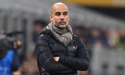 guardiola champions league manchester city