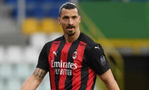 Ibrahimovic: «Resterei al Milan per tutta la vita»