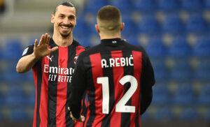Parma Milan 1 3: rossoneri corsari nonostante l'espulsione di Ibrahimovic