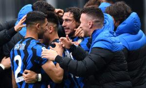 Mancini: «Inter? Ci sono molte affinità con la mia. I nerazzurri sono un esempio»