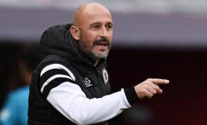 Fiorentina   Italiano, brusca frenata. Torna in gioco il nome di Fonseca