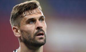Eibar, si presenta Llorente: «Qui per conquistare la Liga»