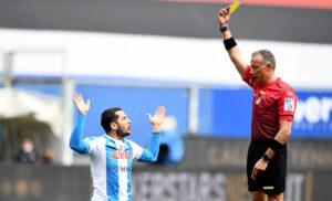 Manolas out contro il Torino: tegola in difesa per il Napoli