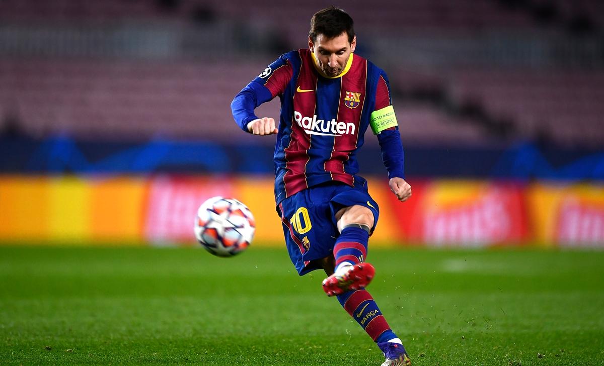 Barcellona, Messi assente contro l'Eibar e nell'allenamento ...