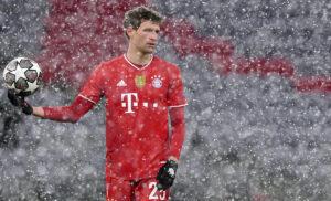 Bayern Monaco, Muller scioccato: «Mai vista una cosa simile»