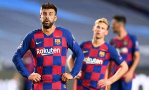 Barcellona Piqué