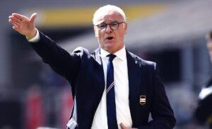 Conferenza stampa Ranieri: «Rinnovo? Ecco quando incontrerò Ferrero»