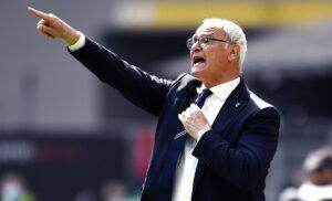 Ranieri:«Rinnovo con la Sampdoria? Non è per i soldi»