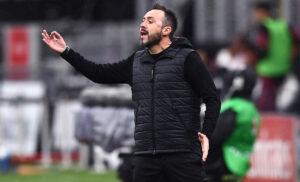 Nuovo allenatore Napoli, Bagni 'bacchetta' De Laurentiis