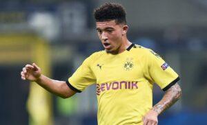 Sancho: «Grato al Borussia Dortmund. Non so se andrò via»