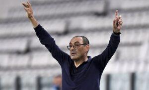Napoli |  il piano in caso di Champions |  Sarri e un solo addio eccellente