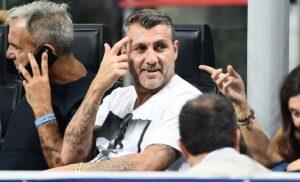 Vieri: «Juve fuori dalla Champions? Batosta incredibile, l'allenatore paga sempre per primo»