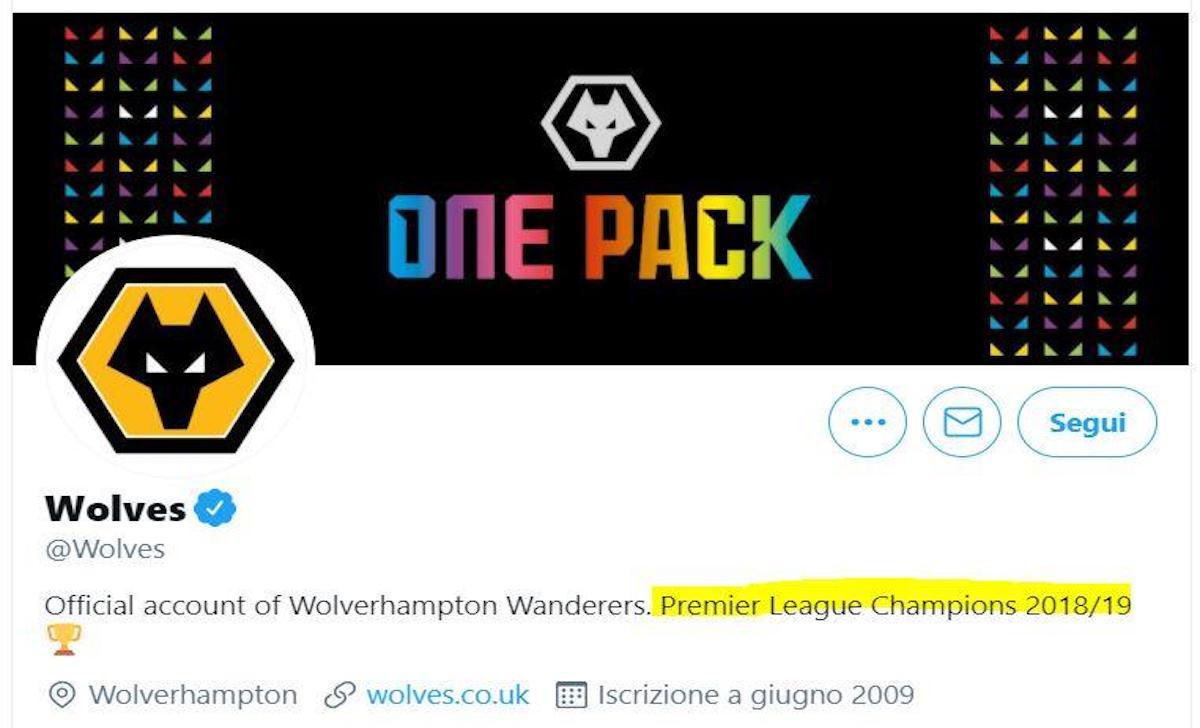 Twitter Wolverhampton