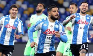 Napoli Lazio 2 0 LIVE: comincia il secondo tempo
