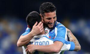 Napoli Lazio 5 2: show partenopeo per la Champions