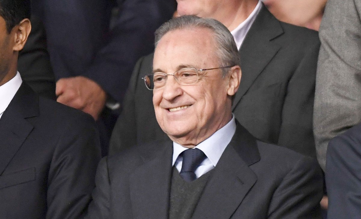 florentino real champions league