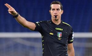 Moviola Inter Sampdoria: l'episodio chiave del match