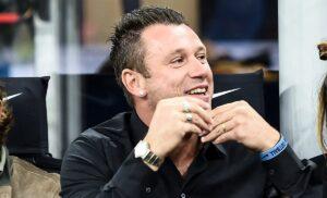 Cassano BUF 1398 1 300x182 - Cassano: «Nel derby la Lazio ha fatto 20 minuti stratosferici , ma di rimessa»