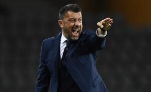 Parma, D'Aversa: «Testa alla Sampdoria. Futuro? Ho detto abbastanza»