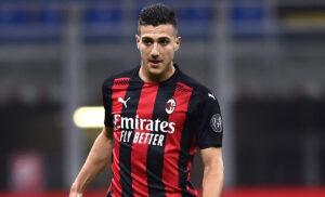 Milan, Dalot: «Non siamo felici. Contro l'Atalanta per la Champions»