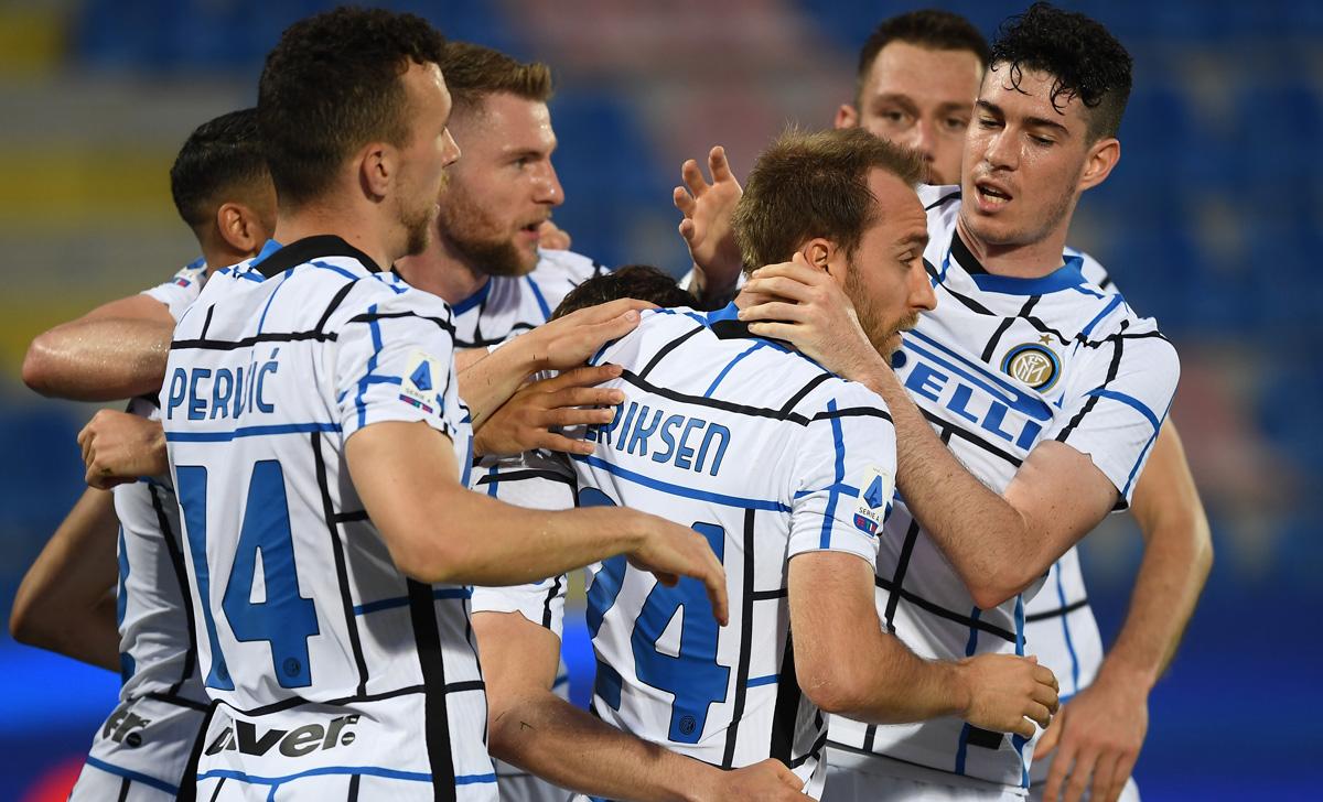 Maglia trasferta Inter