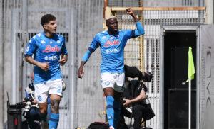 Spezia Napoli 1 4: Osimhen lancia gli azzurri verso la Champions