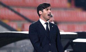 Fonseca PAP 2091 1 300x182 - Fonseca: «Serie A tra i campionati migliori. Spinazzola meritava la finale»