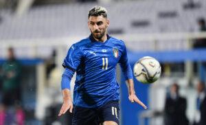 Grifo MG6 8710 300x182 - Grifo: «Sogno l'Europeo con l'Italia. Serie A? Mai dire mai»