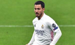 Real Madrid, Hazard: «Resto qui, non vado via come un fallito»