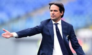 Lazio, Inzaghi:«Siamo delusi. Nel secondo tempo non si è giocato»