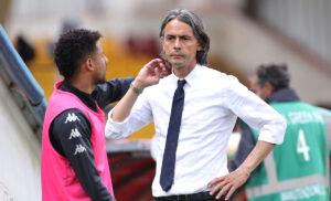 Inzaghi 5 300x182 - Benevento, Inzaghi: «Vado via a testa alta, mi prendo le mie responsabilità»