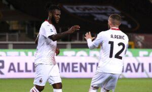 Torino   Milan Live 0   6: notte fonda granata, doppietta di Rebic